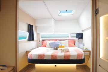 Fountaine Pajot Helia 44' - cabin