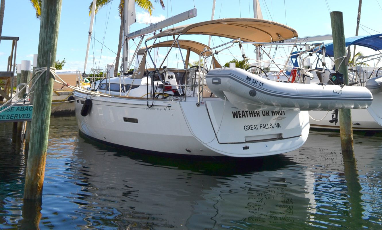 Weather or Knot : Jeanneau 41 ft