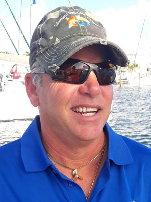 Captain Raymond Lowe of Cruise Abaco